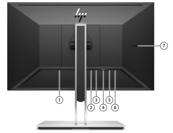 HP E23 G4 FHD Monitor 4