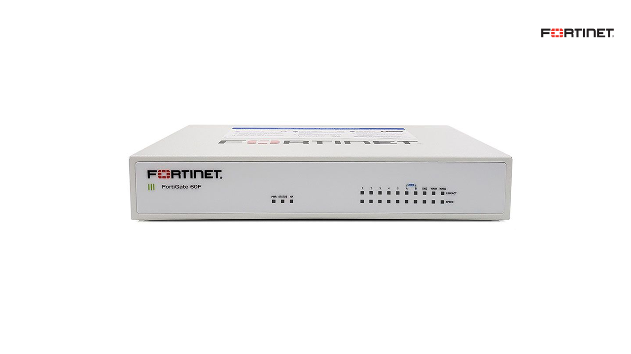 FortiGate FG 60F BDL 1