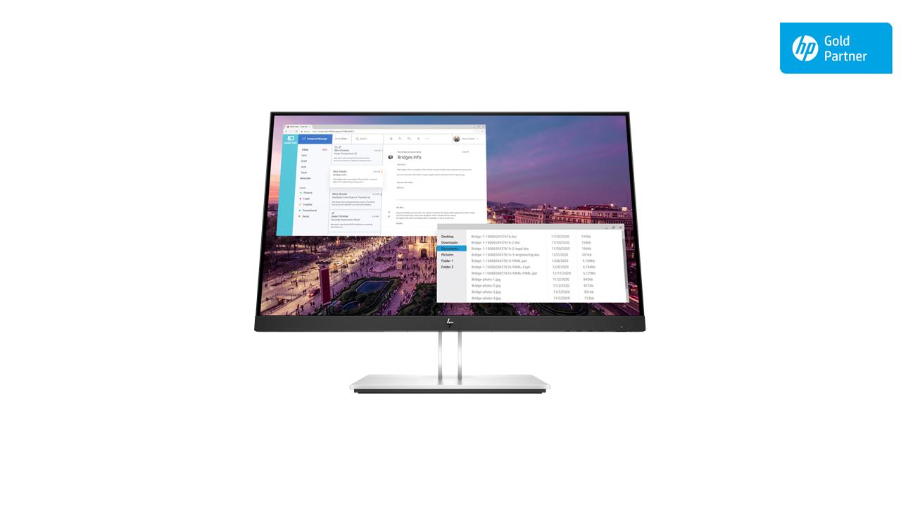 HP E23 G4 FHD Monitor 1
