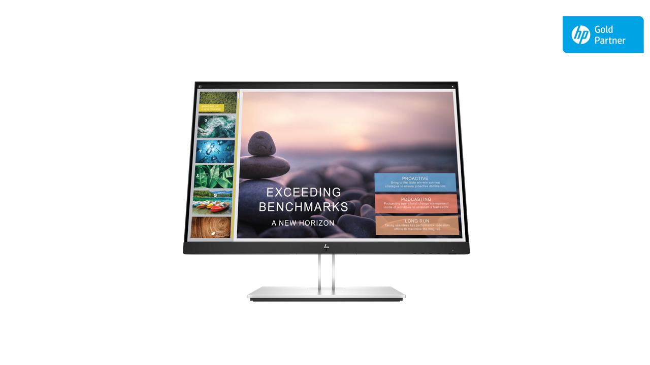HP E24t G4 FHD Touch Monitor 1