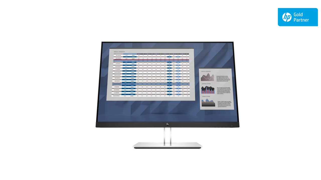 HP E27 G4 FHD Monitor 1