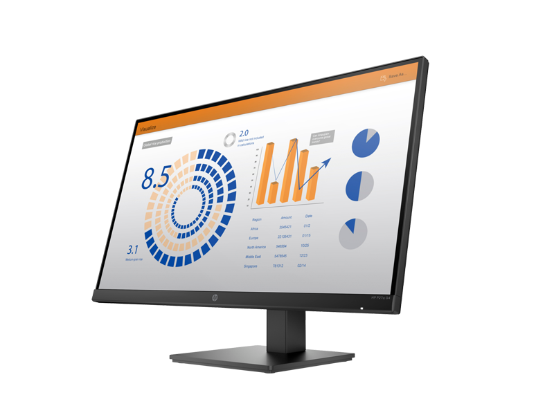 HP E27q G4 QHD Monitor 5