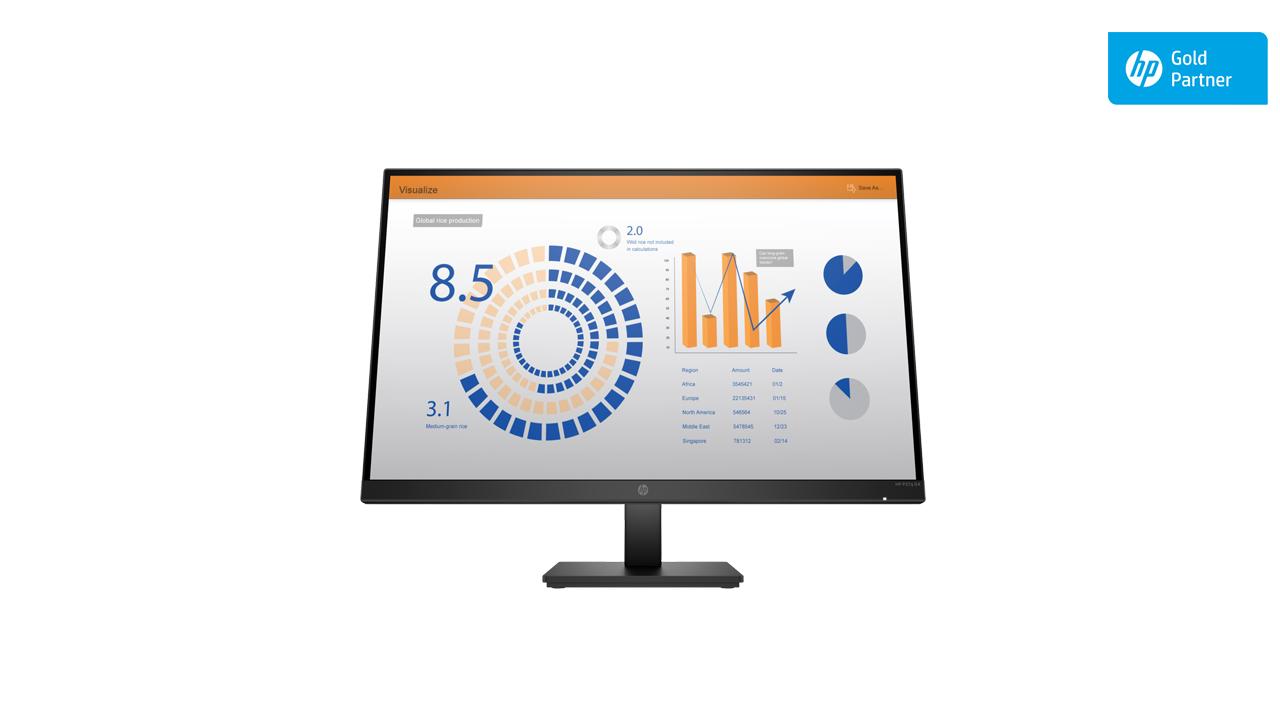 HP E27q G4 QHD Monitor 1