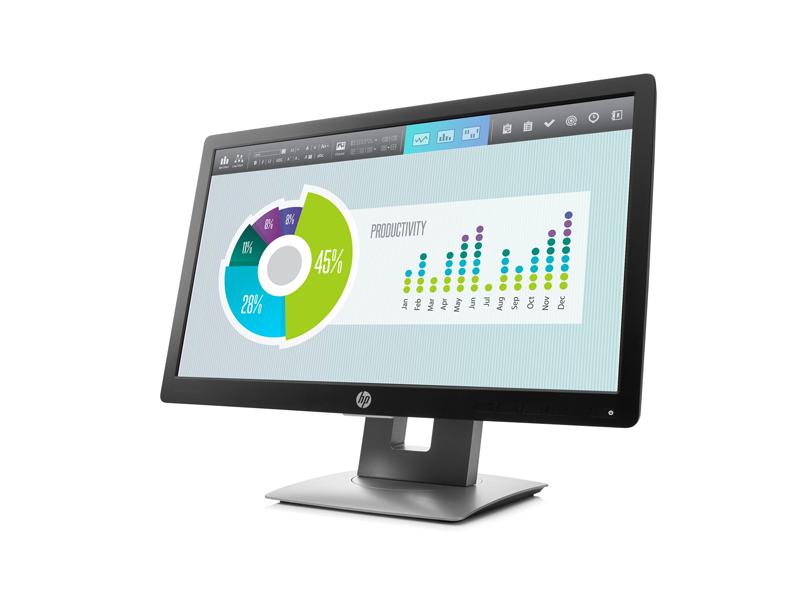 HP EliteDisplay E202 20-inch Monitor 6