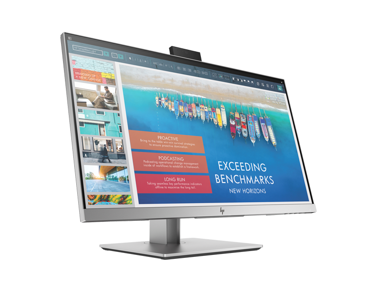 HP EliteDisplay E243d Docking Monitor 7