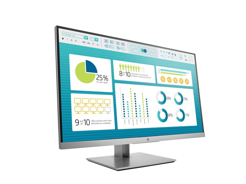 HP EliteDisplay E273 27- inch Monitor 6