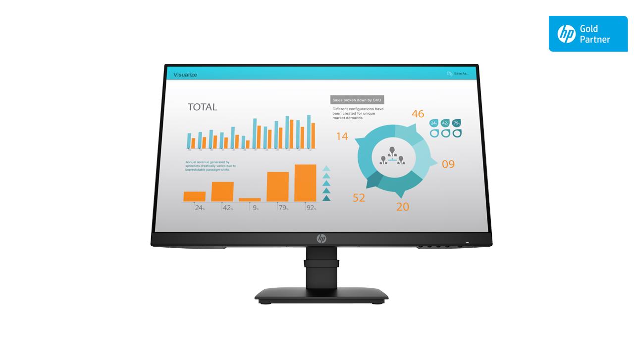HP P24 G4 24 FHD Monitor 1