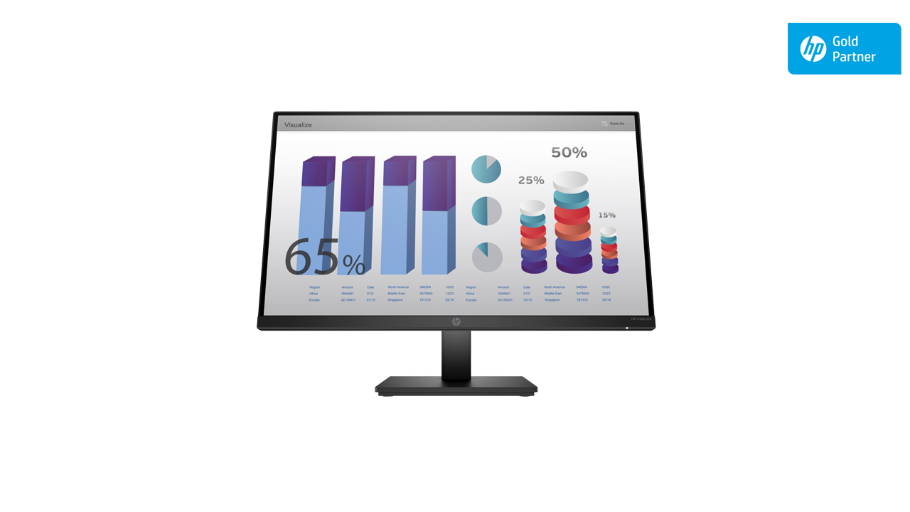 HP P24q G4 QHD Monitor 1