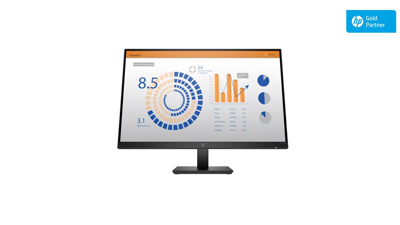 HP P27q G4 QHD Monitor 1