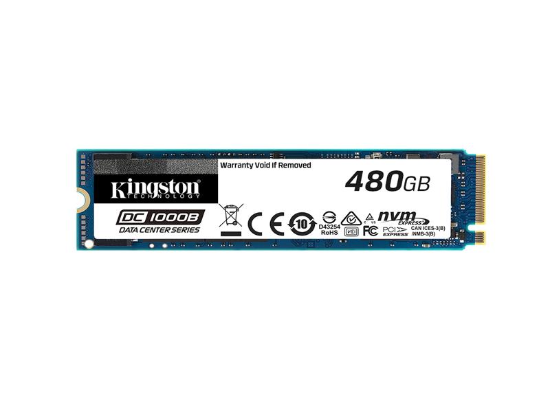 Kingston M.2 NVMe Enteprise SSD DC1000B 3