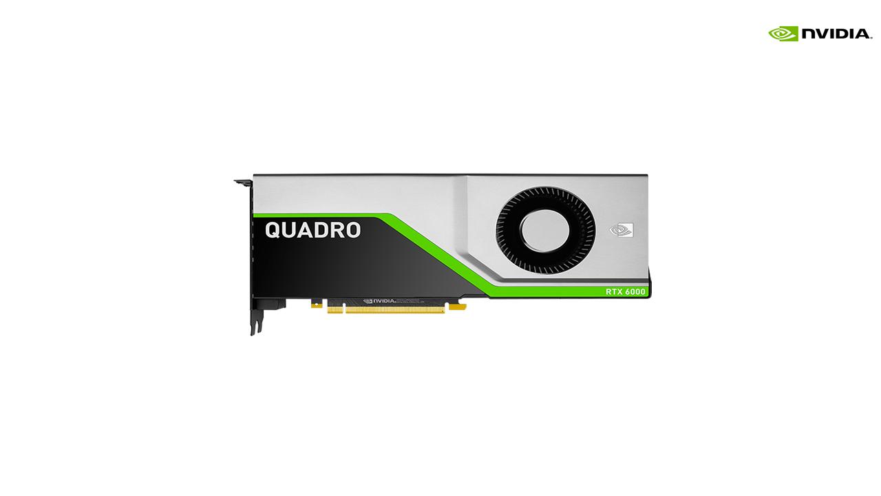 NVIDIA Quadro RTX 6000 1