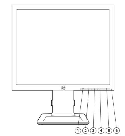 HP EliteDisplay E190i 19-inch Square Monitor 3