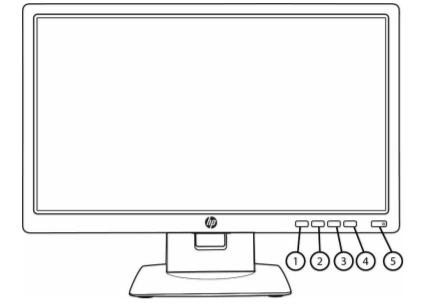 HP EliteDisplay E202 20-inch Monitor 3