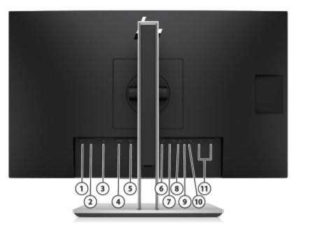 HP EliteDisplay E243d Docking Monitor 4