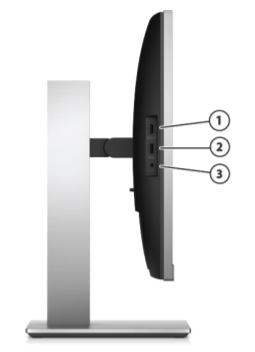 HP EliteDisplay E243d Docking Monitor 5