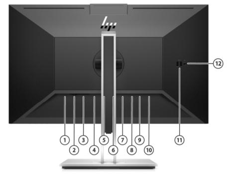 HP EliteDisplay E24d G4 FHD Docking Monitor 4