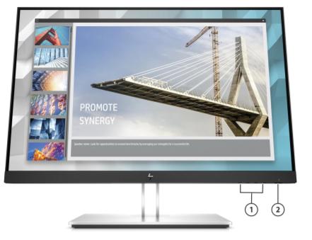 HP E24i G4 WUXGA Monitor 3