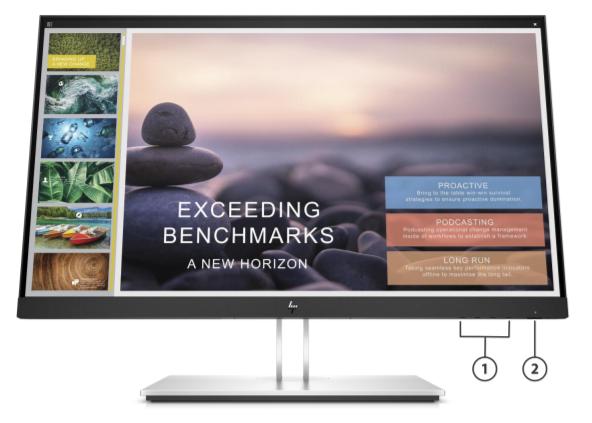 HP E24t G4 FHD Touch Monitor 3
