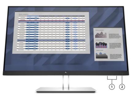 HP E27 G4 FHD Monitor 3