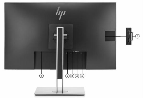 HP EliteDisplay E273q 27-inch QHD Monitor 4