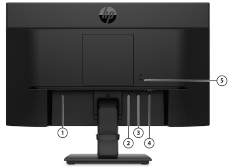 HP P22 G4 FHD Monitor 4