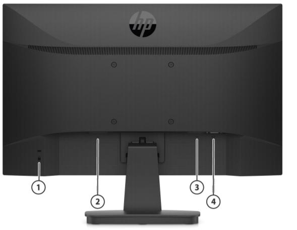 HP P22v G4 FHD Monitor 4