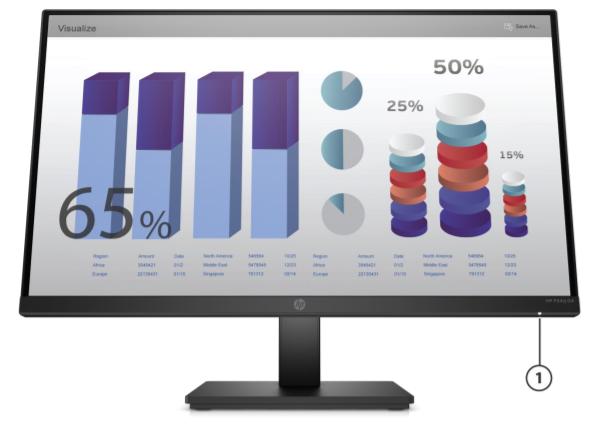 HP P24q G4 QHD Monitor 3