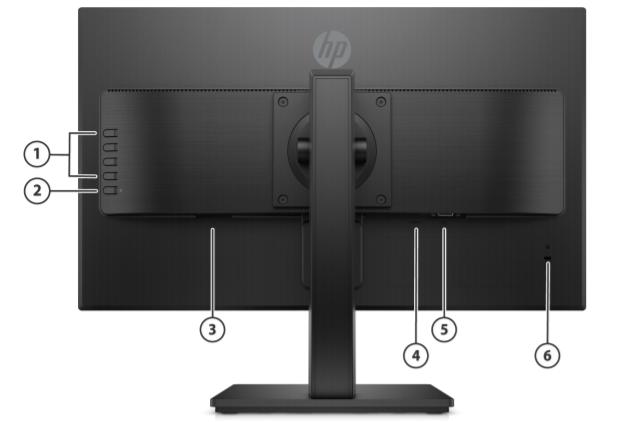 HP P24q G4 QHD Monitor 4
