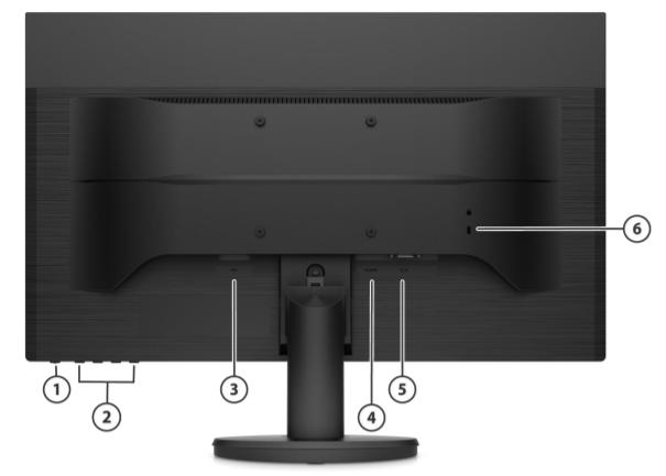 HP P24v G4 FHD Monitor 4