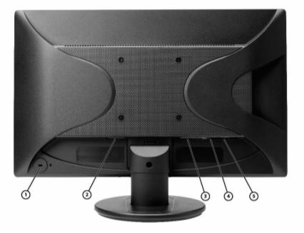HP V214a 20.7-inch FHD Monitor 4