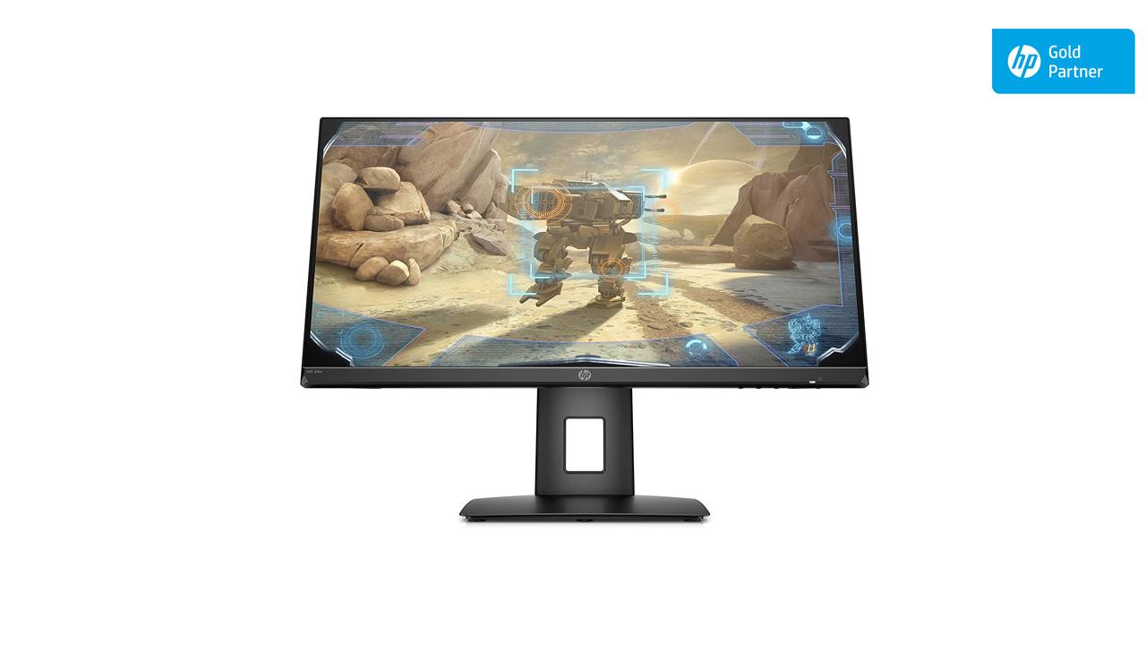 HP 24x Monitor 1