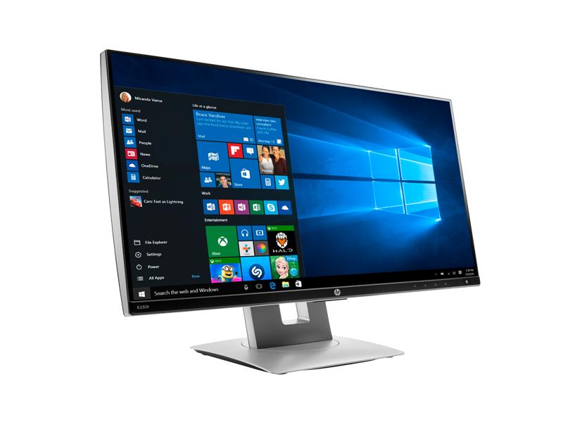HP EliteDisplay E230t 23-inch Touch Monitor 5