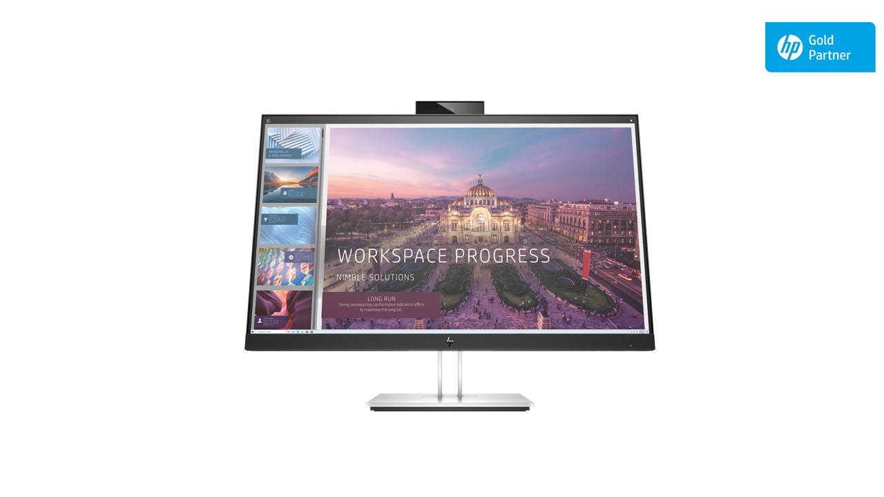 HP EliteDisplay E24d G4 FHD Docking Monitor 1