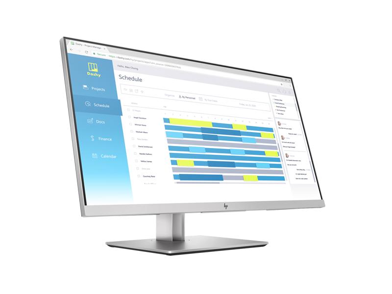 HP EliteDisplay E273d Docking Monitor 5