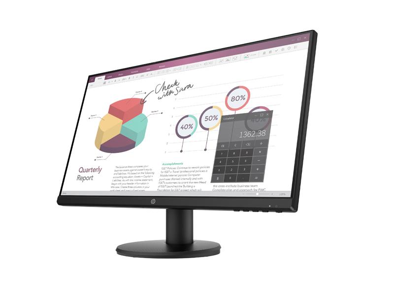 HP P24v G4 FHD Monitor 6
