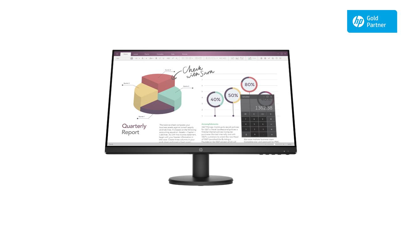 HP P24v G4 FHD Monitor 1