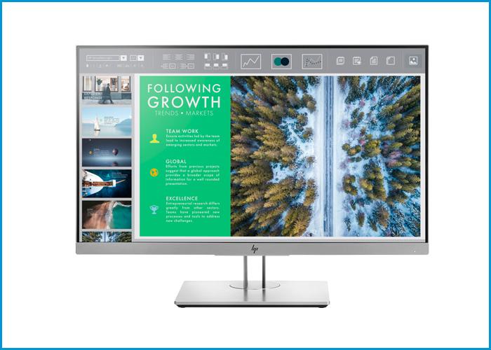 HP E27d G4 QHD Advanced Docking Monitor 19