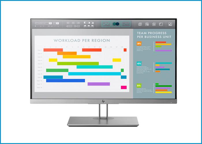 HP E27d G4 QHD Advanced Docking Monitor 21