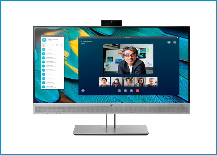 HP E27d G4 QHD Advanced Docking Monitor 22