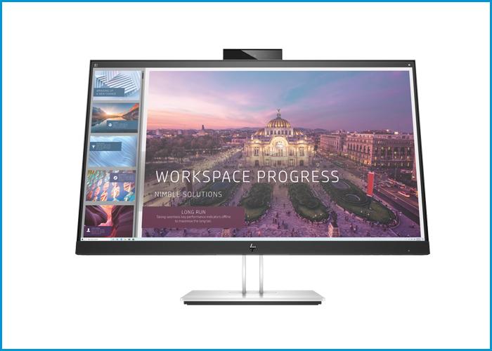 HP E27d G4 QHD Advanced Docking Monitor 15