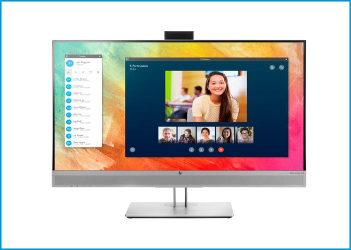 HP E27d G4 QHD Advanced Docking Monitor 25