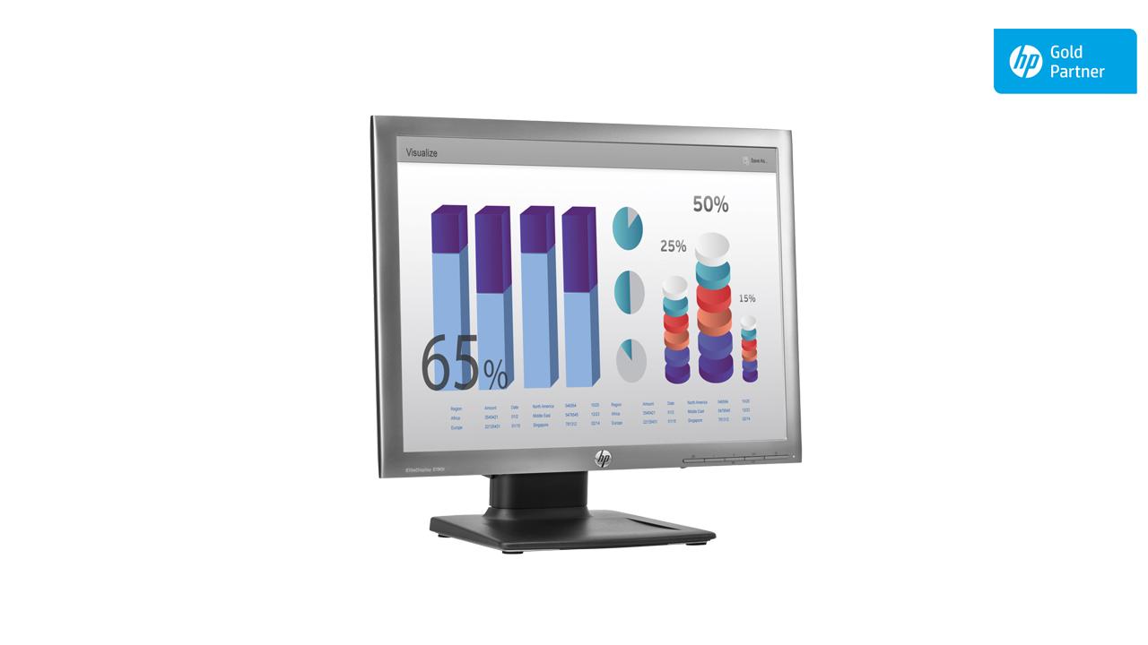 HP EliteDisplay E190i 19-inch Square Monitor 2