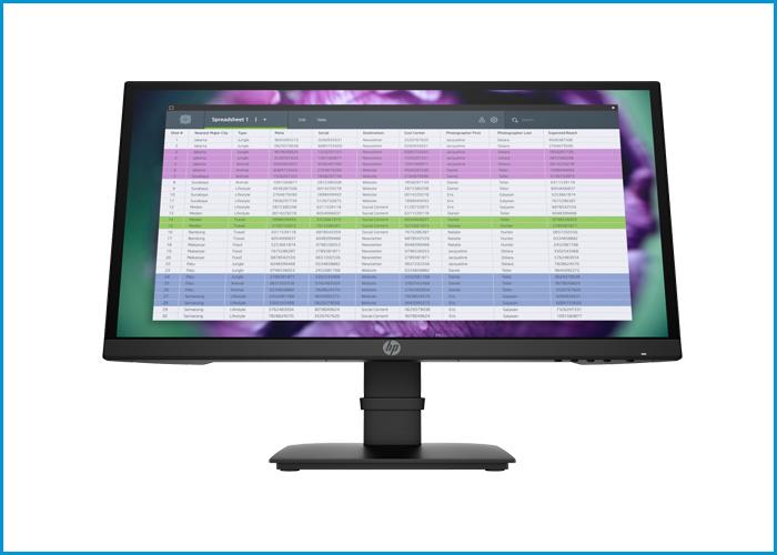 HP P22 G4 FHD Monitor 19