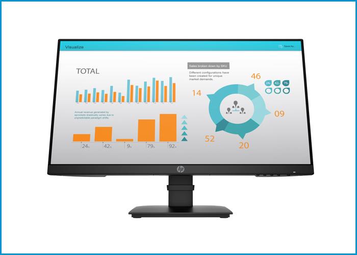 HP P22 G4 FHD Monitor 21