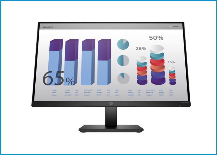 HP P22 G4 FHD Monitor 23