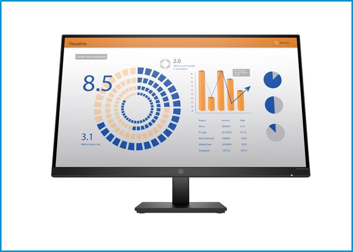 HP P22 G4 FHD Monitor 24