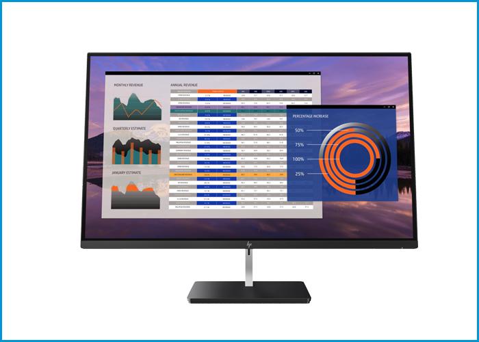 HP Monitors 21