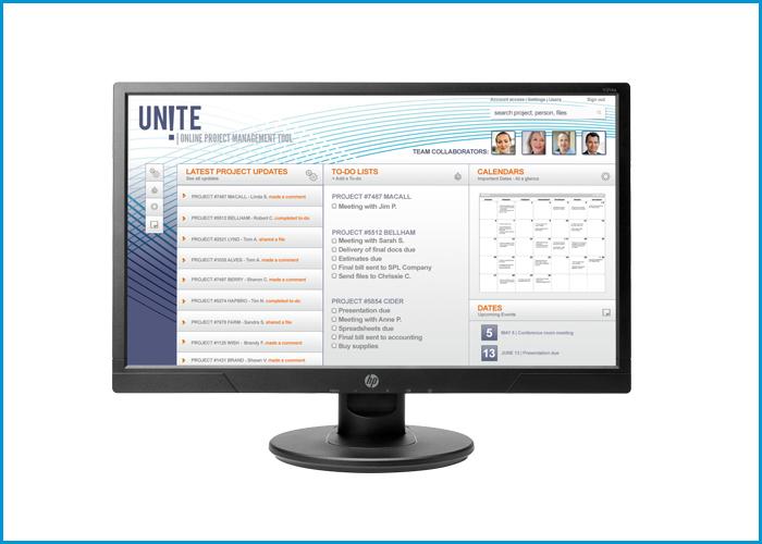 HP P24v G4 FHD Monitor 13