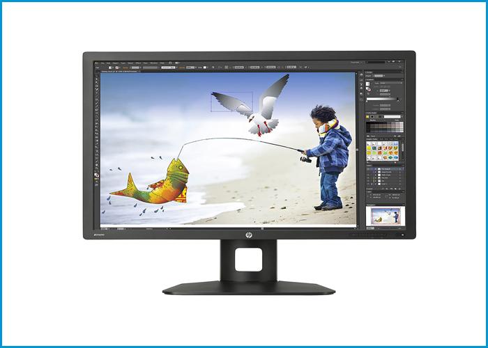 HP E27d G4 QHD Advanced Docking Monitor 45