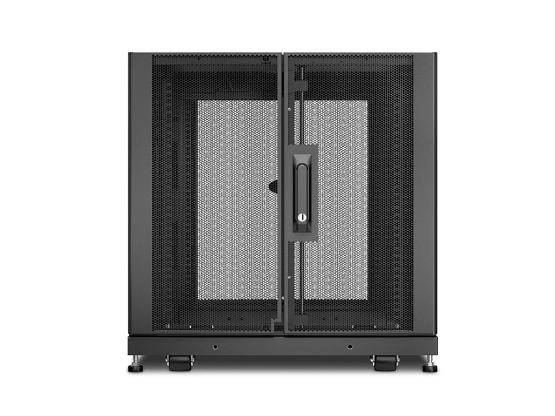 APC NetShelter SX 12U Server Rack Enclosure 4